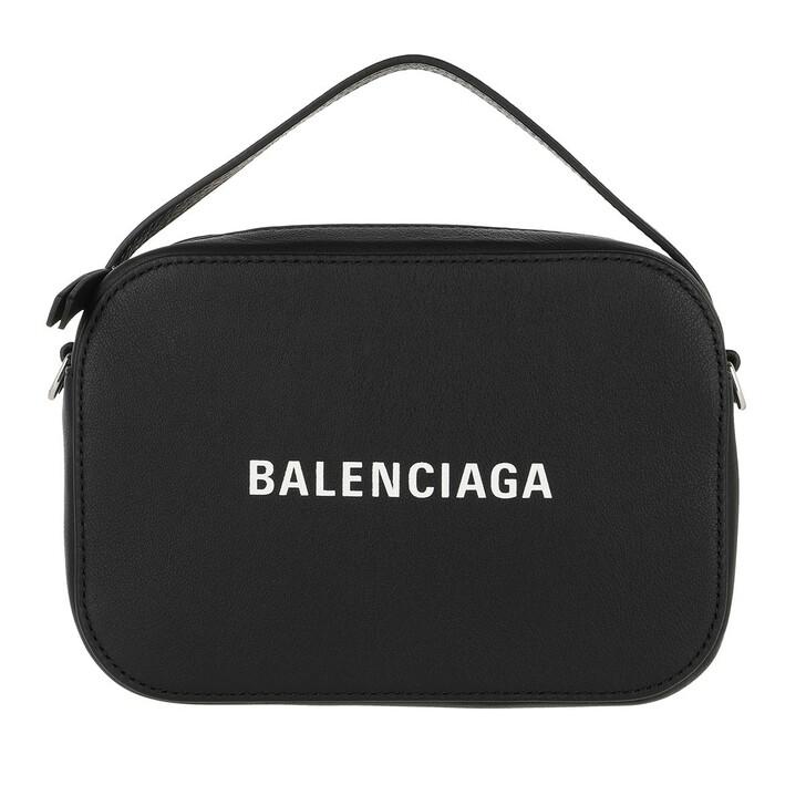 Handtasche, Balenciaga, Everyday Camera Bag Leather Black