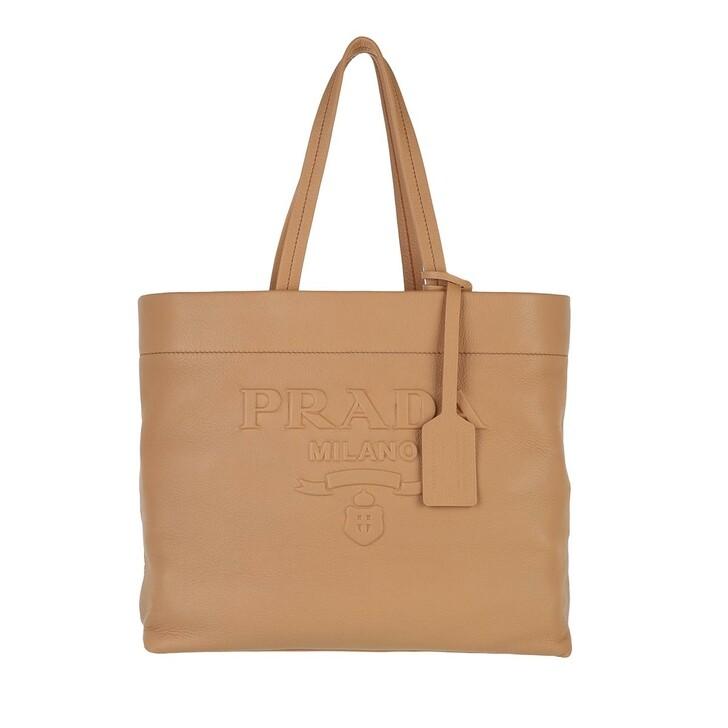 bags, Prada, Shoulder Bag Beige