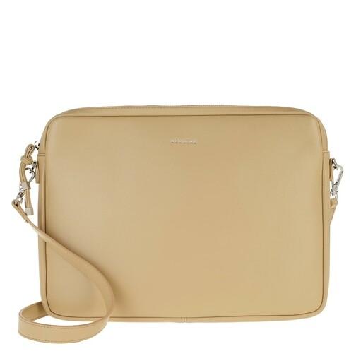 maison héroïne -  Laptoptaschen - Jamie 13'' Laptop Bag - in beige - für Damen