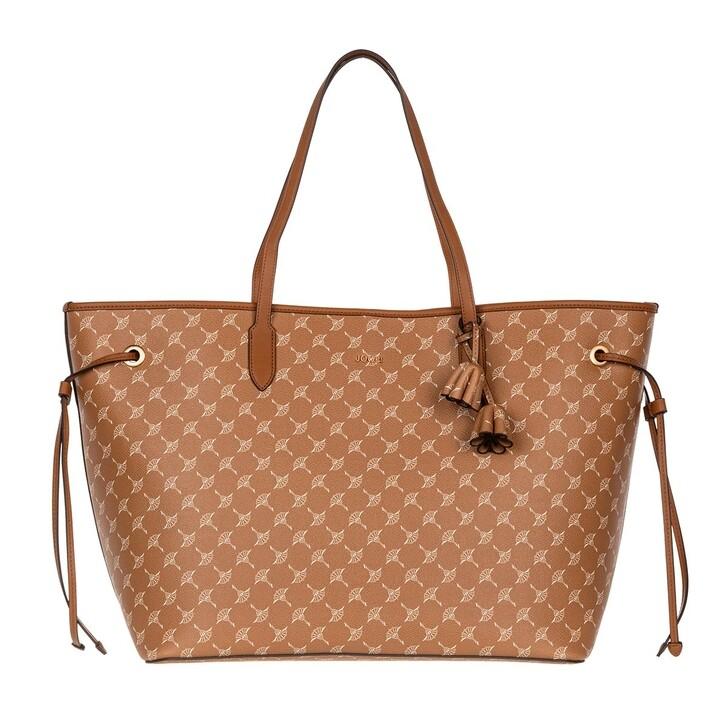 Handtasche, JOOP!, Cortina Lara Shopper Xlho Cognac