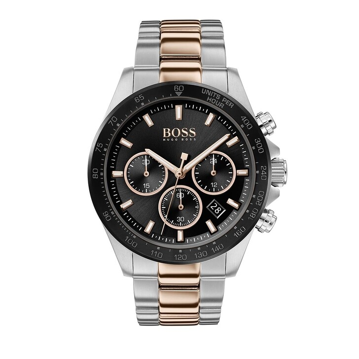watches, Boss, Chronograph Watch  Bicolor
