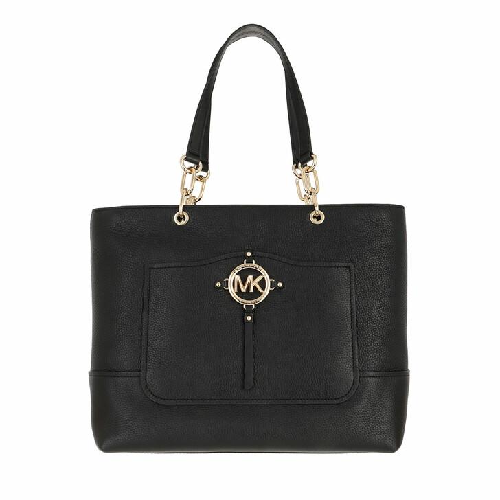 bags, MICHAEL Michael Kors, Large Tote Black