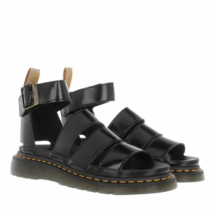 Schuh, Dr. Martens, Vegan Clarissa 2 Oxford Sandal Black