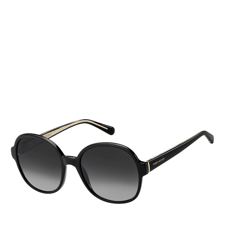 Sonnenbrille, Tommy Hilfiger, TH 1812/S BLACK