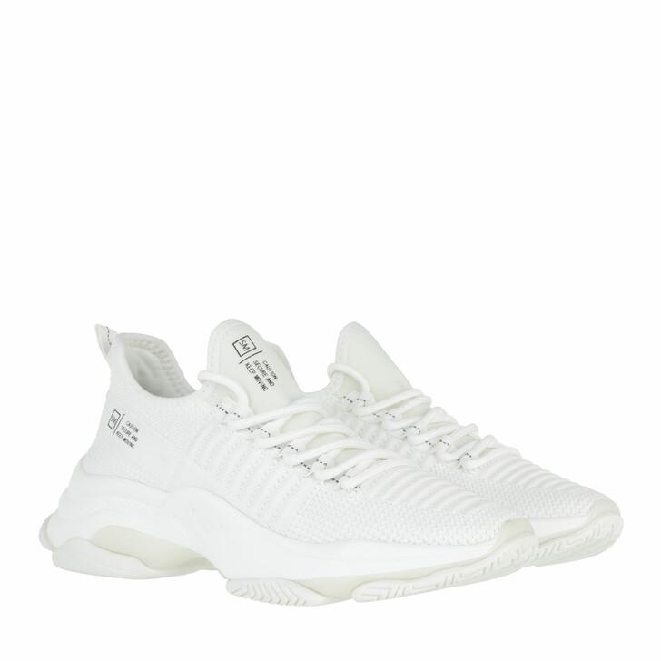 Schuh, Steve Madden, Mac Sneaker White