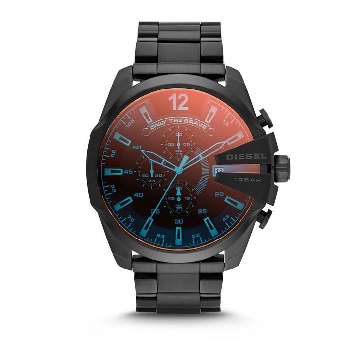 Uhr, Diesel, Watch Mega Chief DZ4318 Black