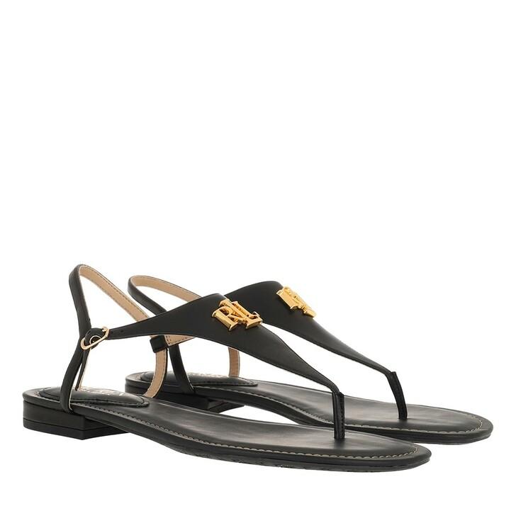 Schuh, Lauren Ralph Lauren, Ellington Sandals Casual Black