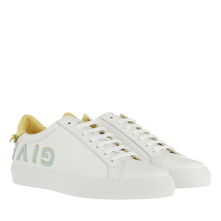 Schuh, Givenchy, Urban Street Sneaker Blue/Yellow