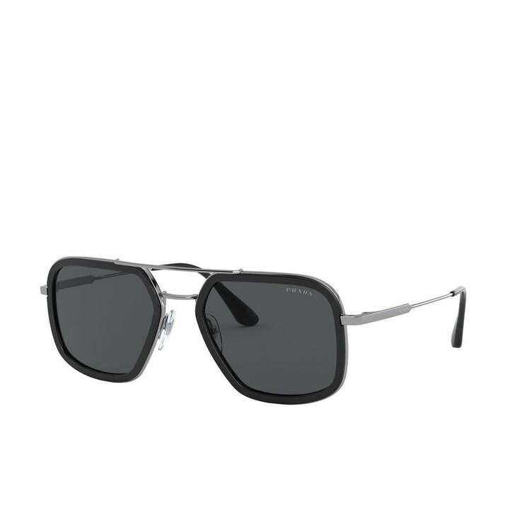 Sonnenbrille, Prada, Men Sunglasses Conceptual 0PR 57XS Black