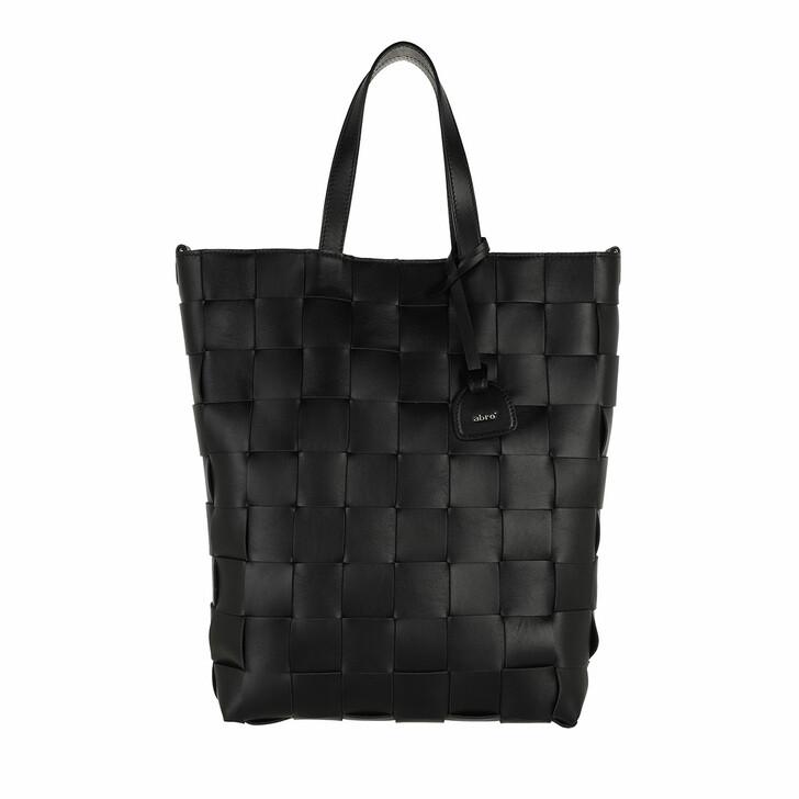 bags, Abro, Shopper CHESSBOARD  Black/Nickel