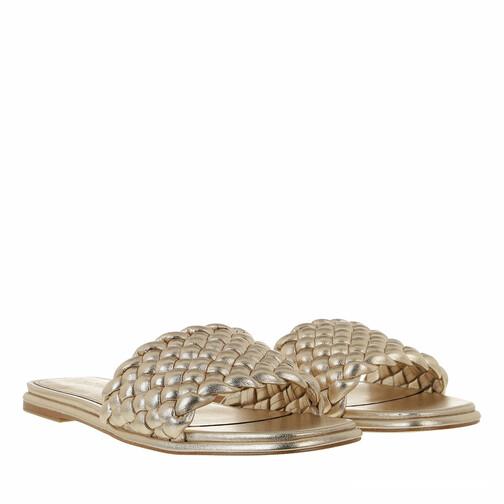 michael kors -  Loafers & Ballerinas - Amelia Flat - in gold - für Damen