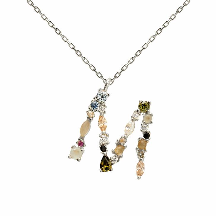 necklaces, PDPAOLA, M Necklace Silver