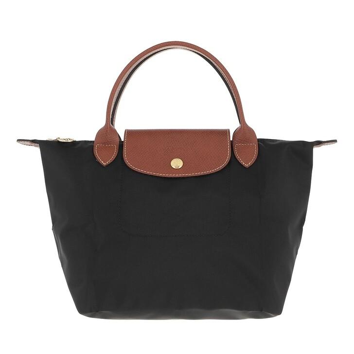 bags, Longchamp, Le Pliage Original Handbag  Black