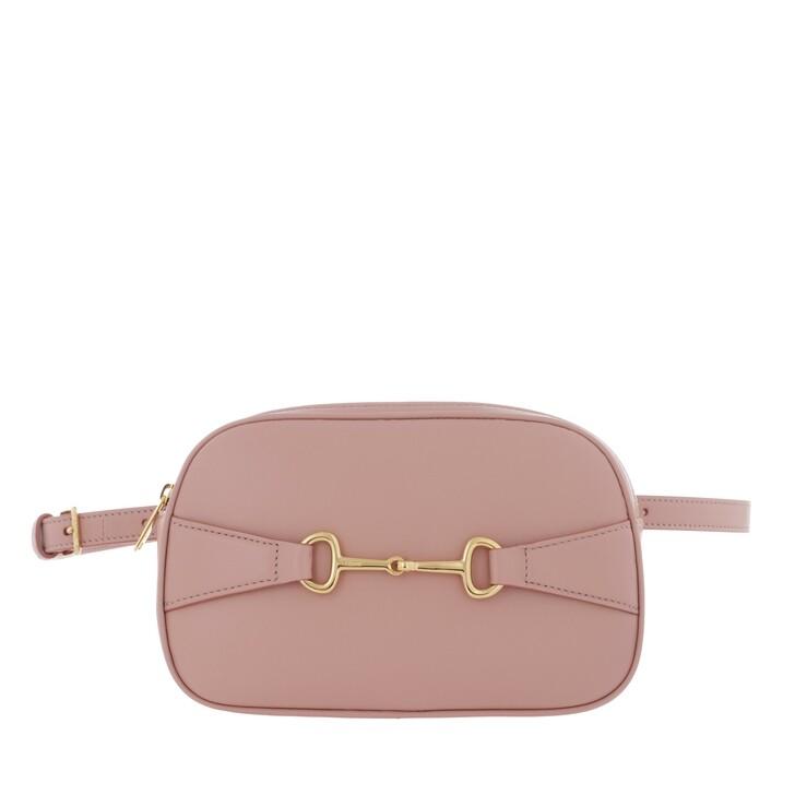 Handtasche, Celine, Crécy Belt Bag Leather Vintage Pink