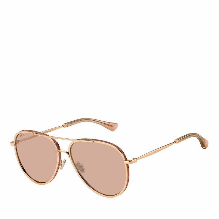 sunglasses, Jimmy Choo, Sunglasses Triny/S Gold Copper