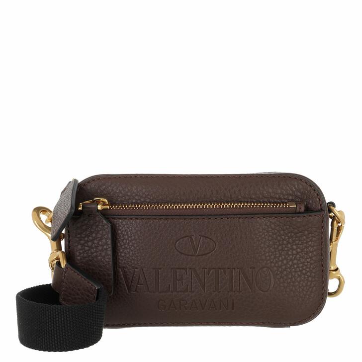bags, Valentino Garavani, Small Shoulder Bag Leather Fondont