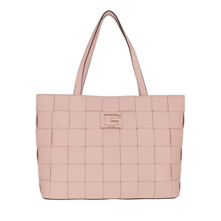 Handtasche, Guess, Liberty City Tote Almond