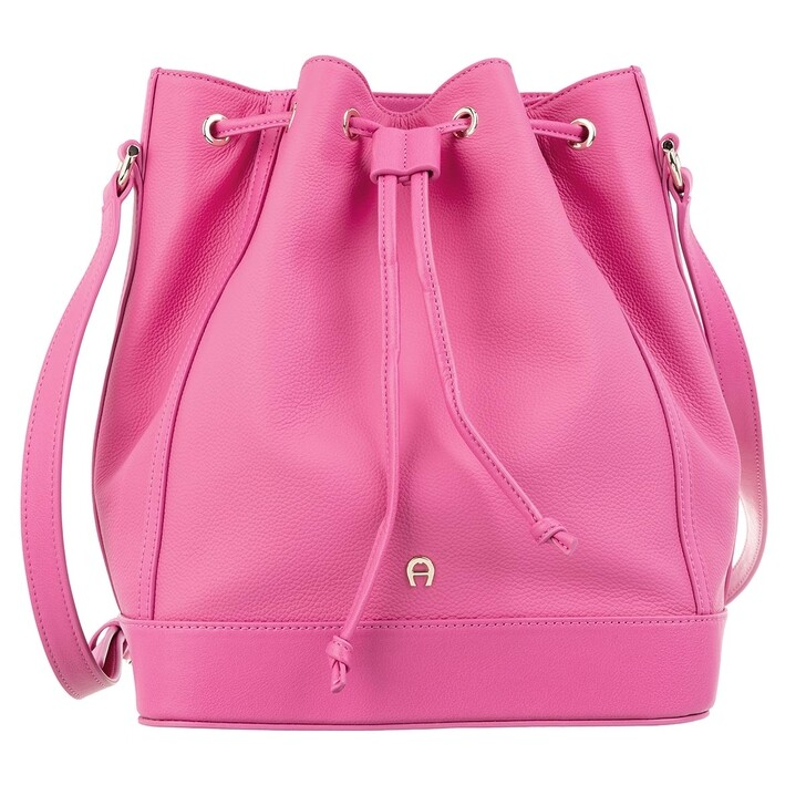 Handtasche, AIGNER, Adria Handle Bag Blossom Pink
