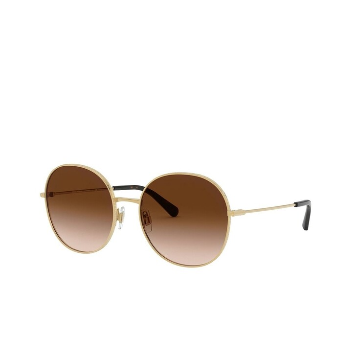 Sonnenbrille, Dolce&Gabbana, 0DG2243 Gold