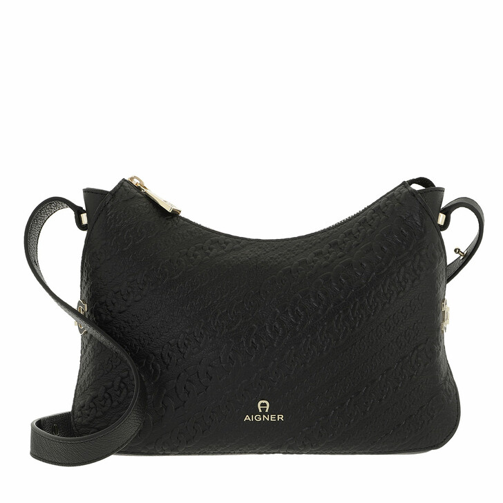 bags, AIGNER, Milano Mini Bag Black