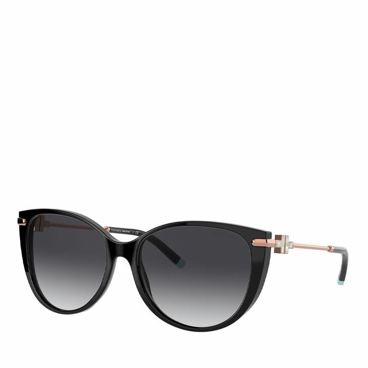 sunglasses, Tiffany & Co., 0TF4178 BLACK