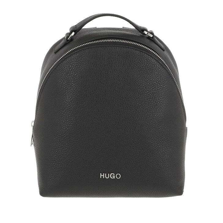 Reisetasche, Hugo, Victoria SM Backpack Black