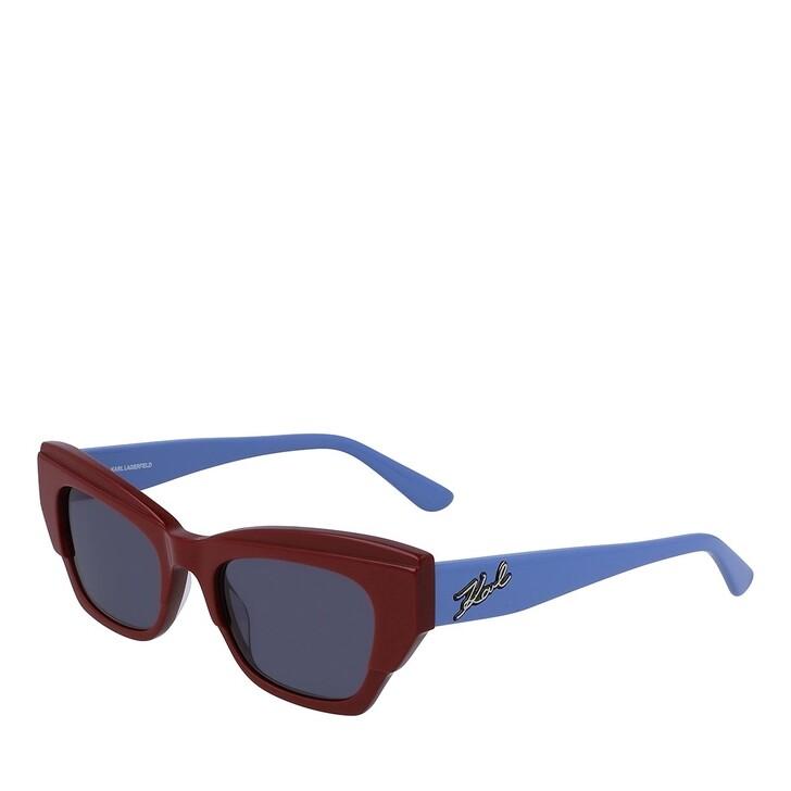 Sonnenbrille, Karl Lagerfeld, KL6034S RED