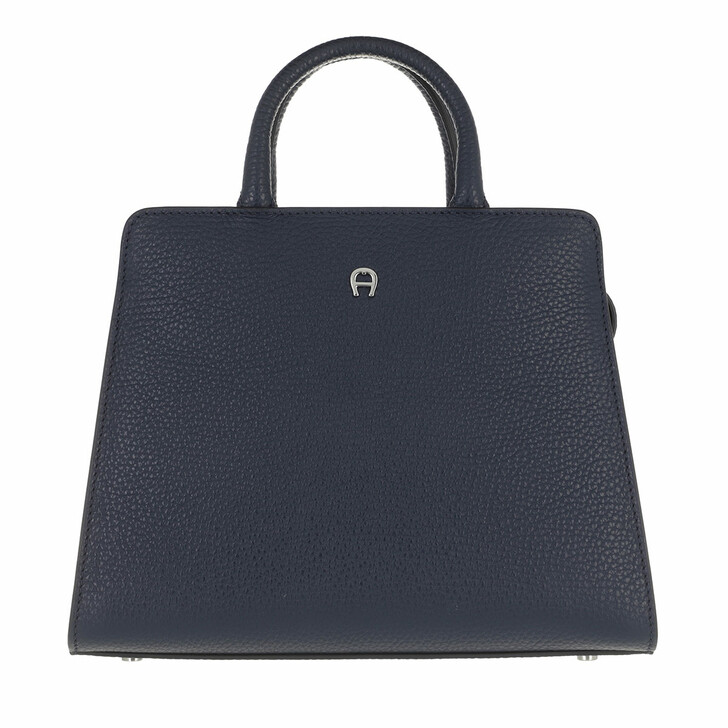 bags, AIGNER, Cybill Mini Bag Marine