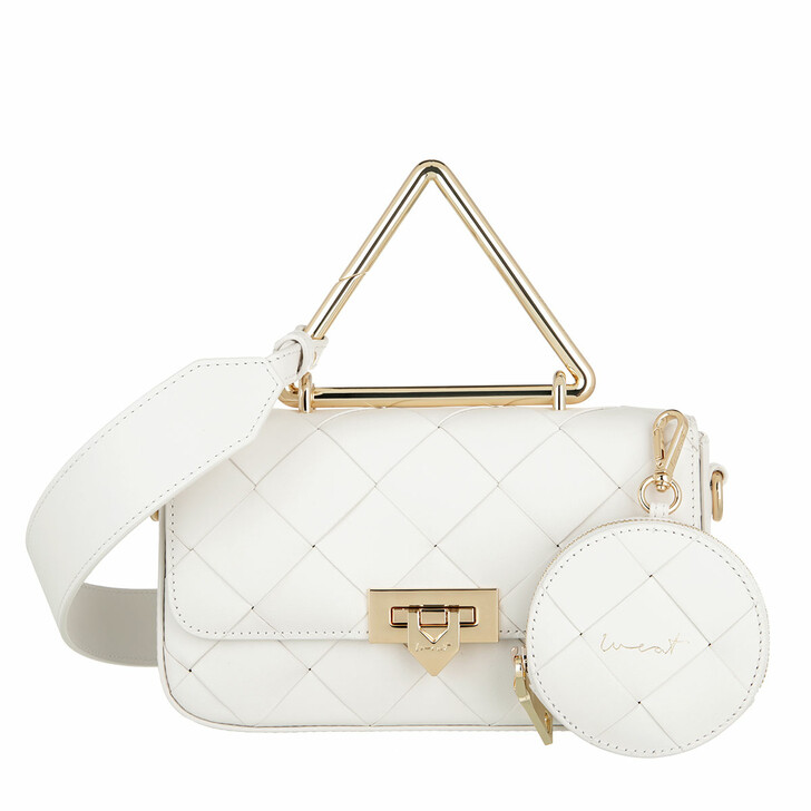 bags, WEAT, Big Toast Multi Coconut Gold White