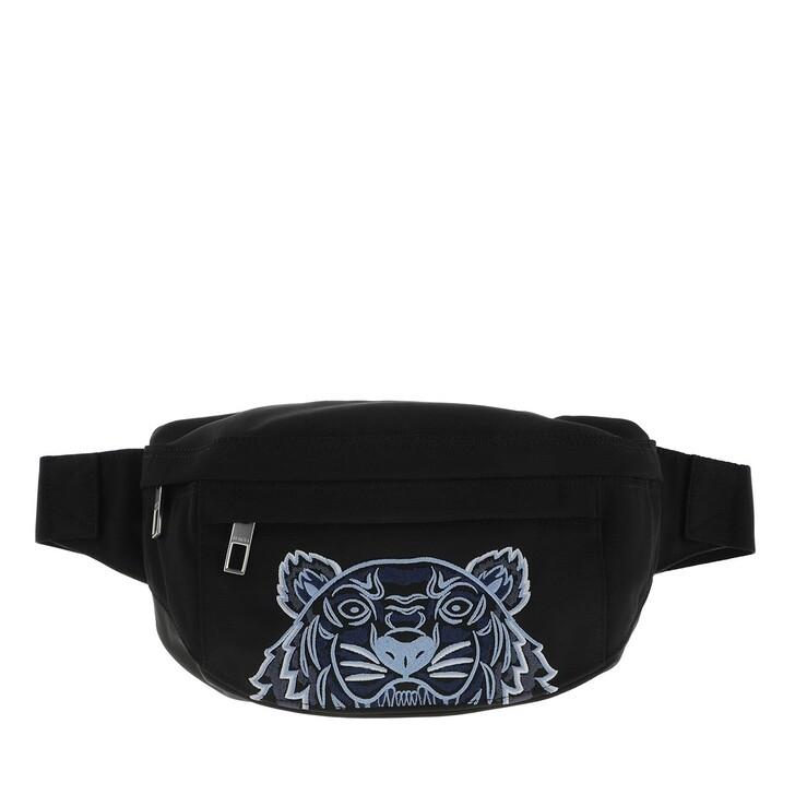 Handtasche, Kenzo, Belt bag Black