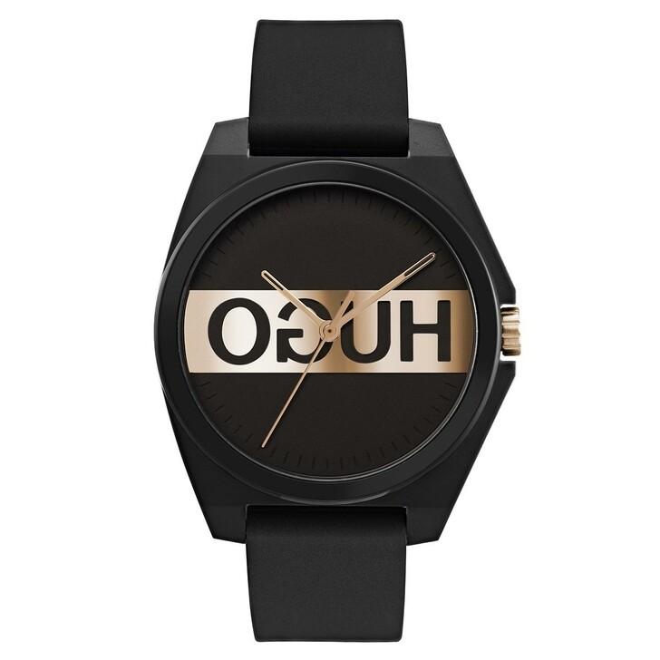 Uhr, Hugo, Women Quartz Watch Play Black