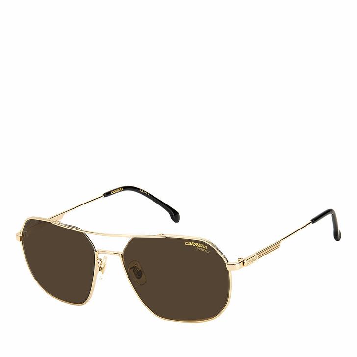 Sonnenbrille, Carrera, CARRERA 1035/GS Gold