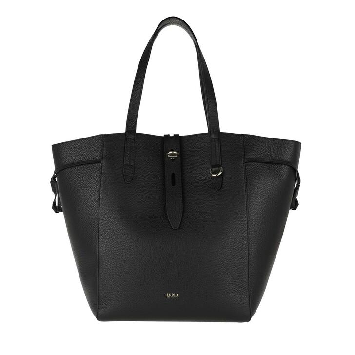Handtasche, Furla, Net L Tote Nero