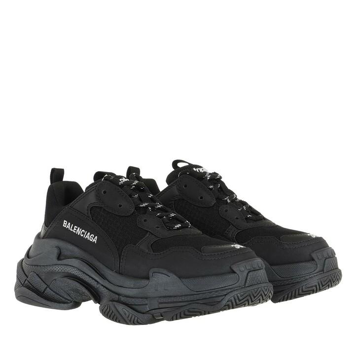 Schuh, Balenciaga, Triple S Sneaker Black
