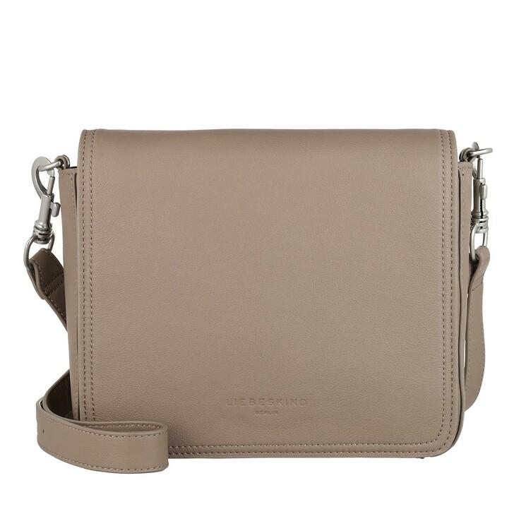 Handtasche, Liebeskind Berlin, Katelyn Medium Crossbody Bag Taupe