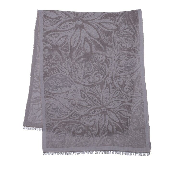 Schal, FRAAS, Cotton Stola Taupe