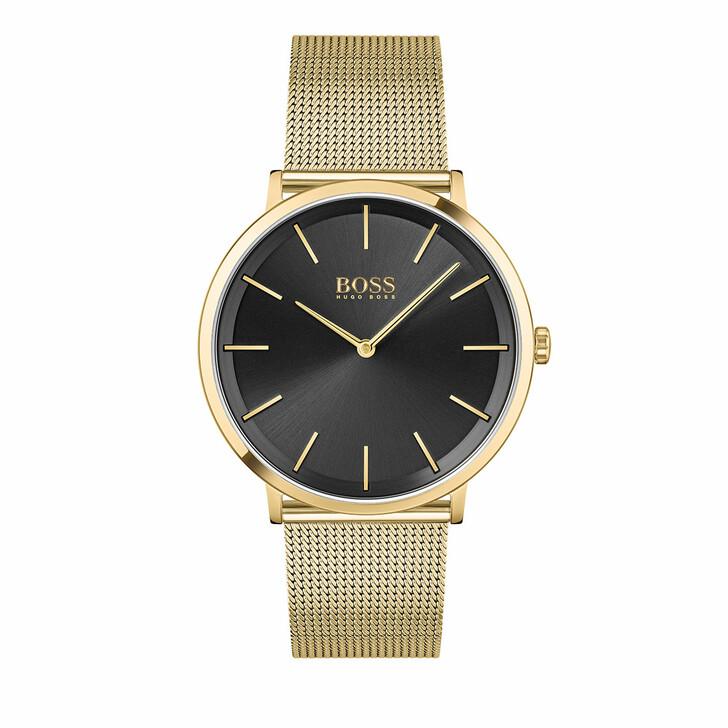 watches, Boss, Watch Skyliner Gold
