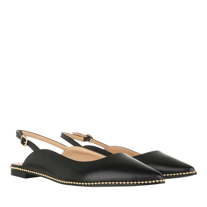 Schuh, Coach, Vae Leather Skimmer Black