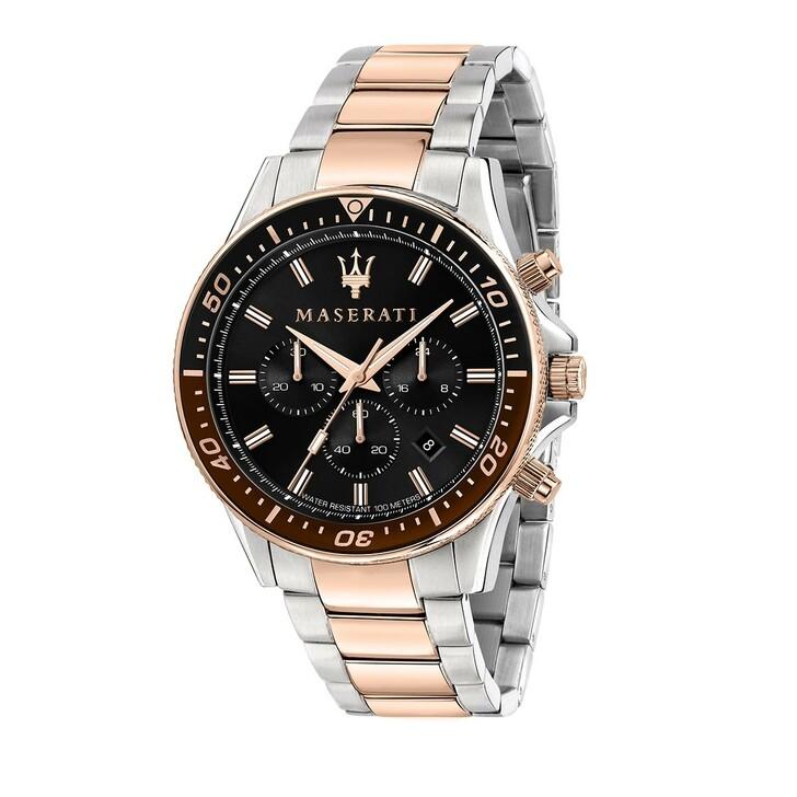 Uhr, Maserati, Watch Sfida 44 mm Bicolor