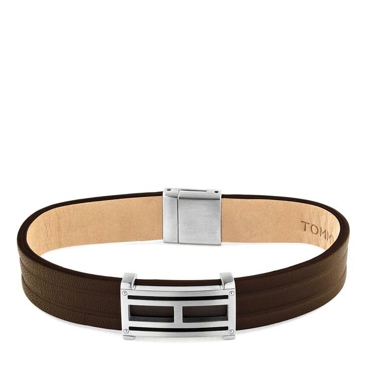 Armreif, Tommy Hilfiger, Casual Core Bracelet Brown