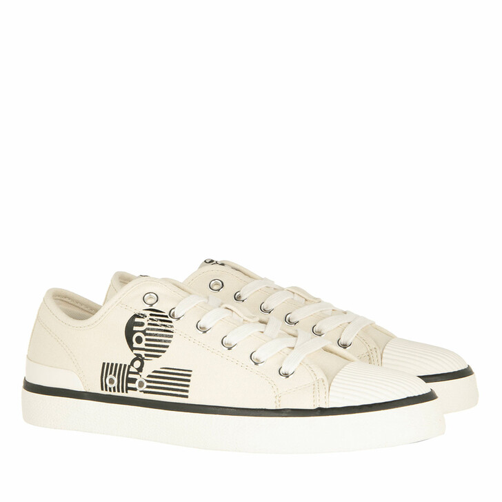 Schuh, Isabel Marant, Binkoo Low Sneakers  Chalk