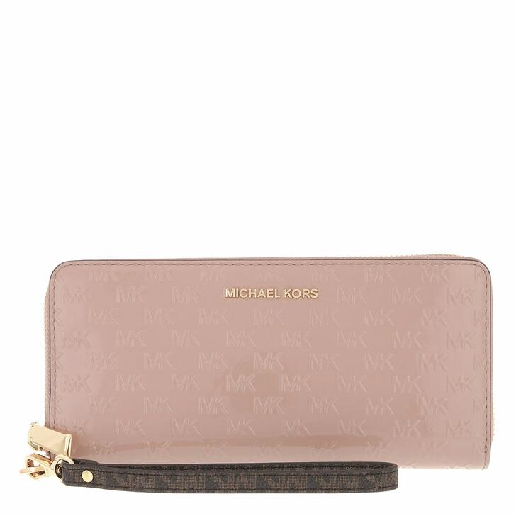 wallets, MICHAEL Michael Kors, Travel Continental Fawn