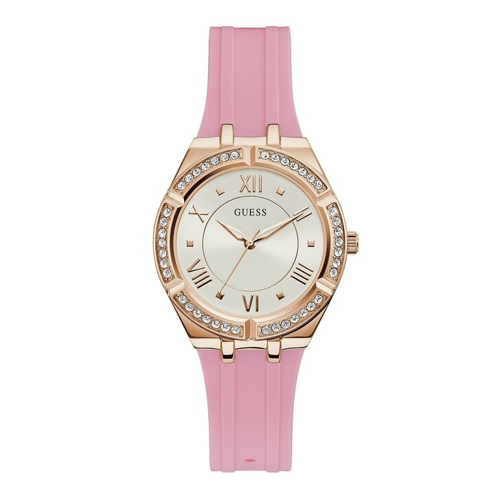 Uhr, Guess, Women Watch Cosmo Pink