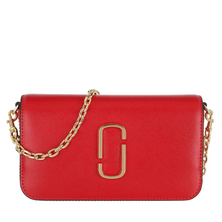 bags, Marc Jacobs, Crossbody Bag Red