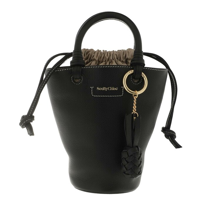 Handtasche, See By Chloé, Cecilia Shoulder Bag Leather Black