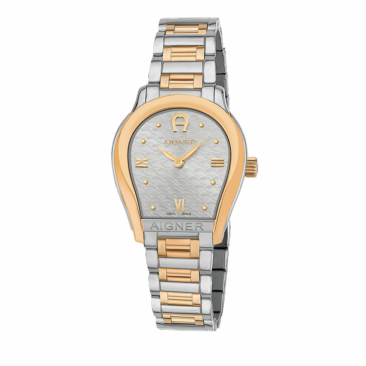 watches, AIGNER, Vicenza Watch Silver