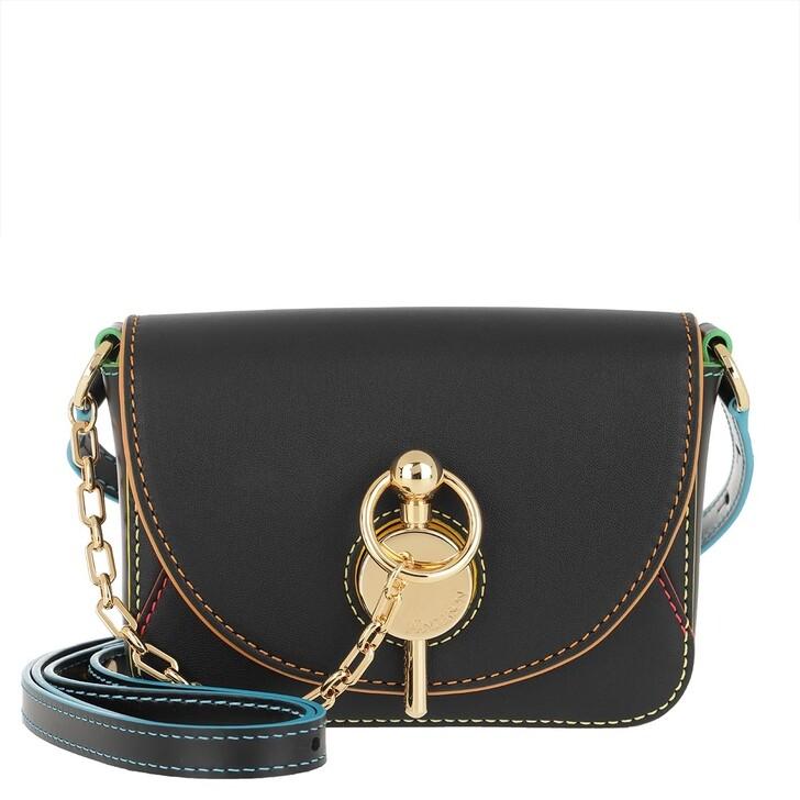 bags, J.W.Anderson, Nano Keyts Bag Black