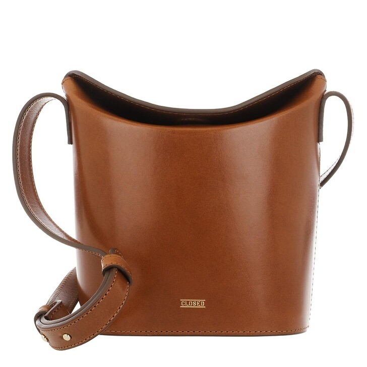 Handtasche, Closed, Anemone Medium Shopping bag Antique Wood