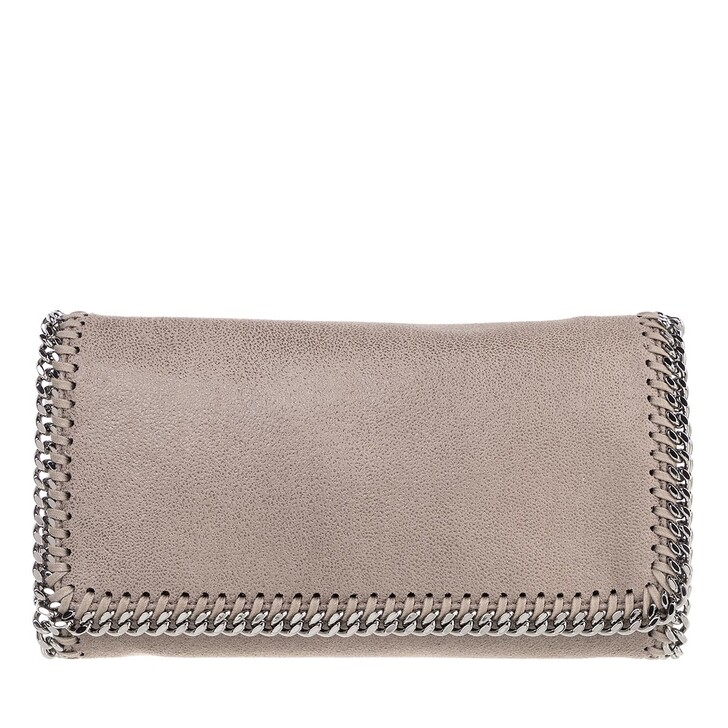 Handtasche, Stella McCartney, Falabella Shaggy Deer Crossbody Bag Ash Grey