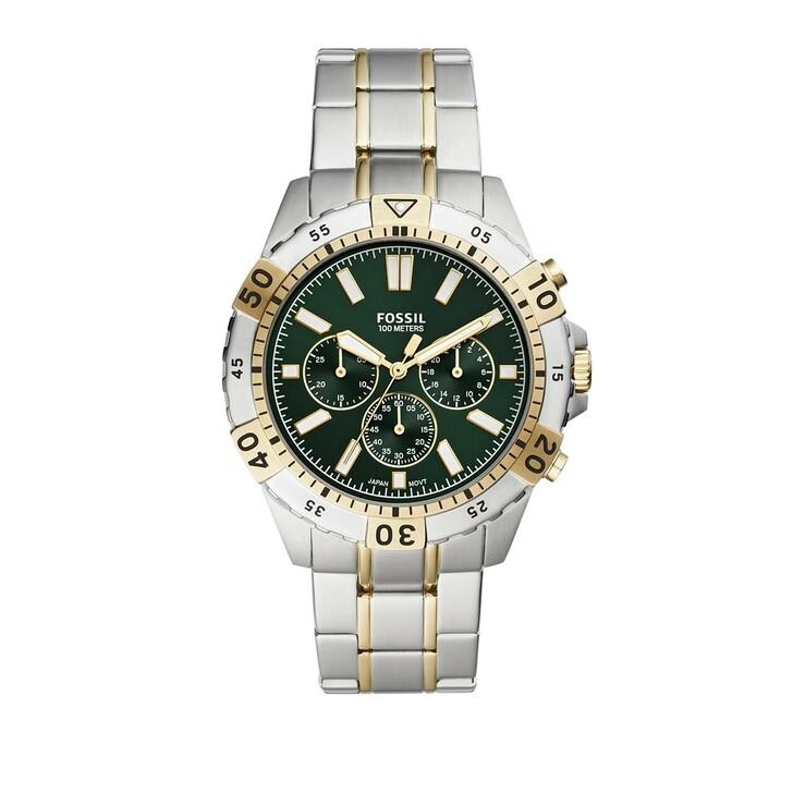 Uhr, Fossil, Watch Garrett FS5622 Silver